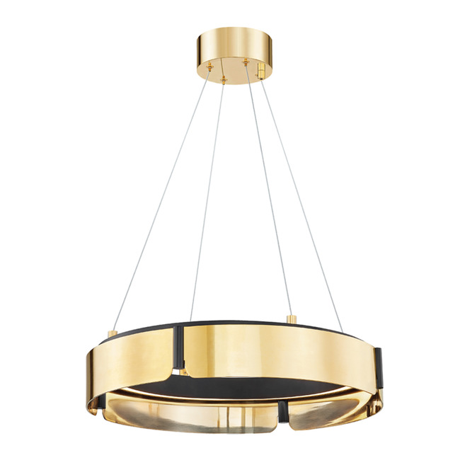 Tribeca Chandelier  by Hudson Valley Lighting