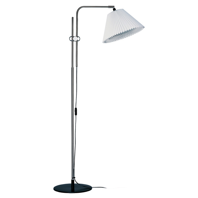 321 Floor Lamp with Paper Shade  by Le Klint