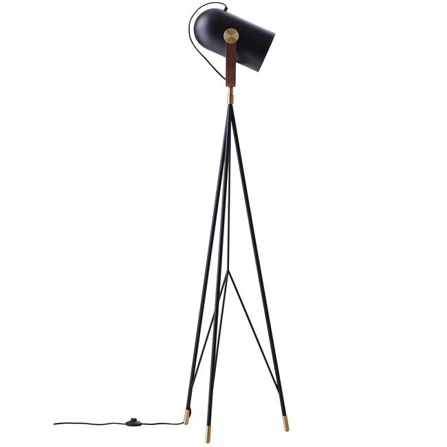 Carronade Floor Lamp  by Le Klint