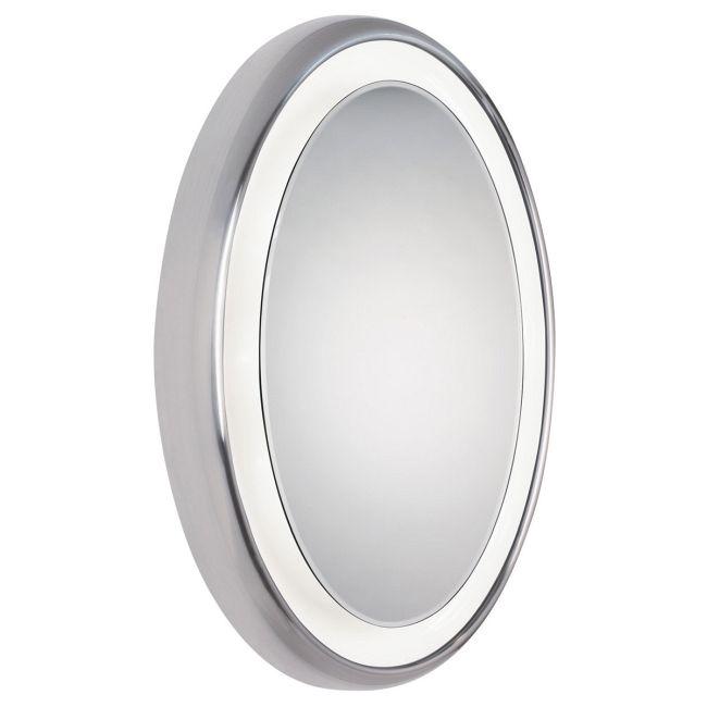 Tigris Oval Surface Mirror by Tech Lighting   700BCTIGOS26S