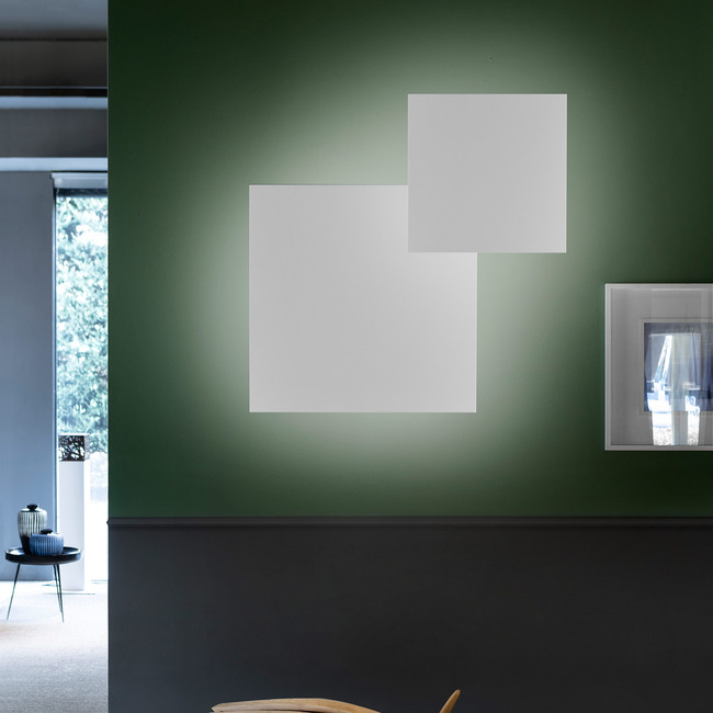 Puzzle Mega Square Wall / Ceiling Light  by LODES