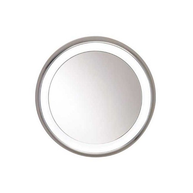 Tigris Round Recessed Mirror by Tech Lighting | 700BCTIGRR30S