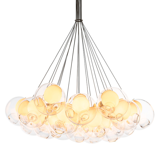 Series 28 Cluster Pendant - Fixed Length  by Bocci