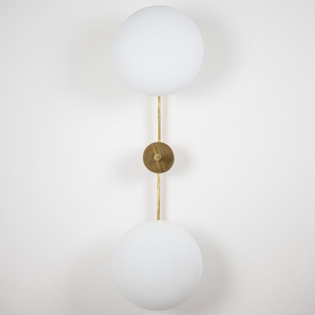 Stella Toi & Moi Wall Light  by dfm - Design for Macha