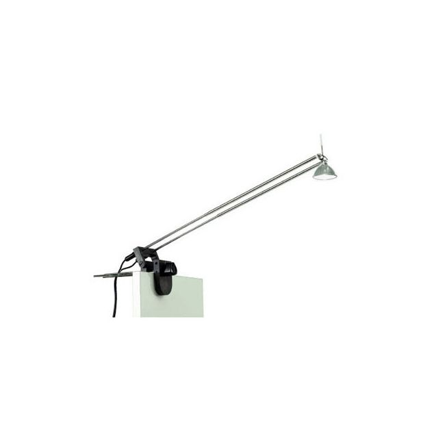 CP1 Clamp-On Light 50W by Tech Lighting | 700CP1-BK