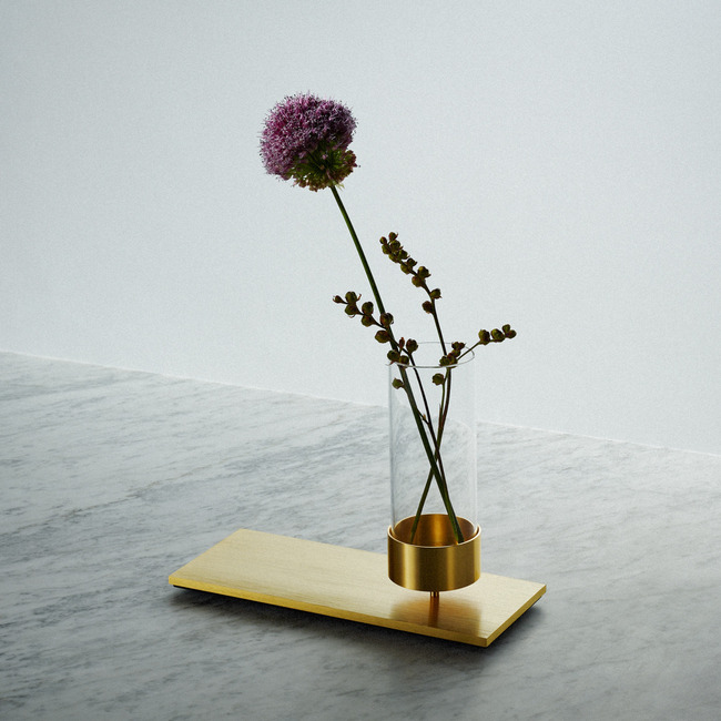 Machined Vase  by Buster + Punch