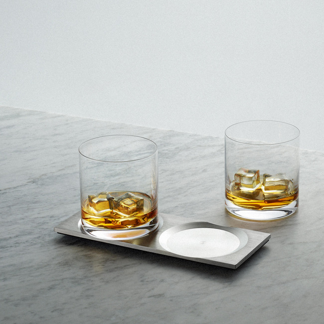 Machined Whiskey Bar  by Buster + Punch