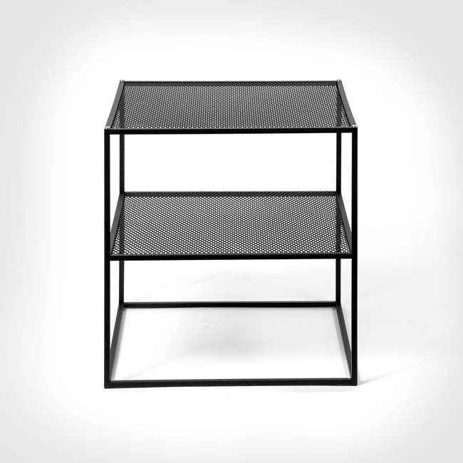 Meshed Side Table  by Buster + Punch