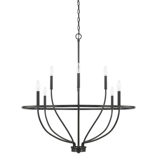 Greyson Chandelier  by Capital Lighting