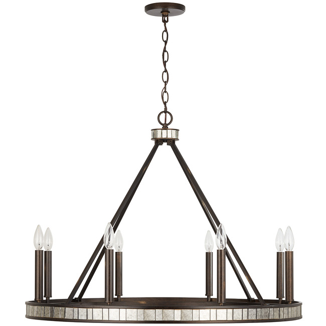 Chaucer Chandelier  by Capital Lighting