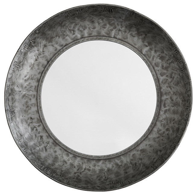 Round Metal Mirror  by Capital Lighting