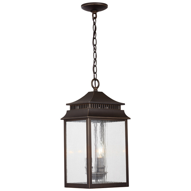 Sutter Creek Outdoor Pendant  by Capital Lighting