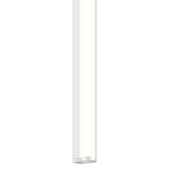 Twiggy T1 Bath Bar w/ 1 Inch Rectangle Canopy - OPEN BOX  by PureEdge Lighting