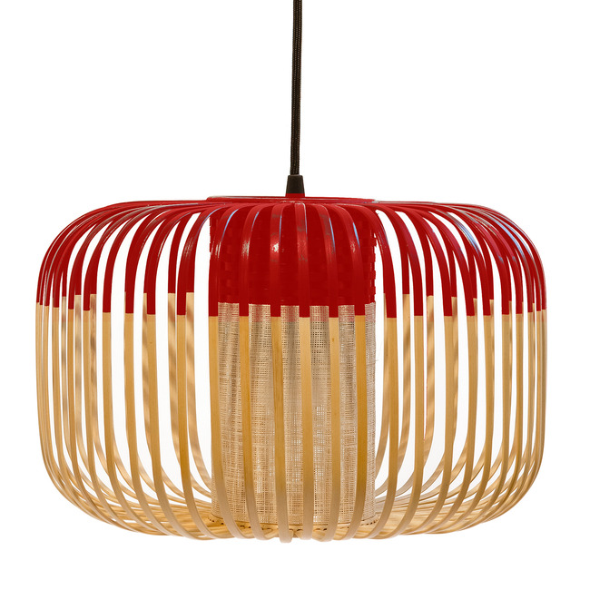 Bamboo Outdoor Pendant  by Forestier