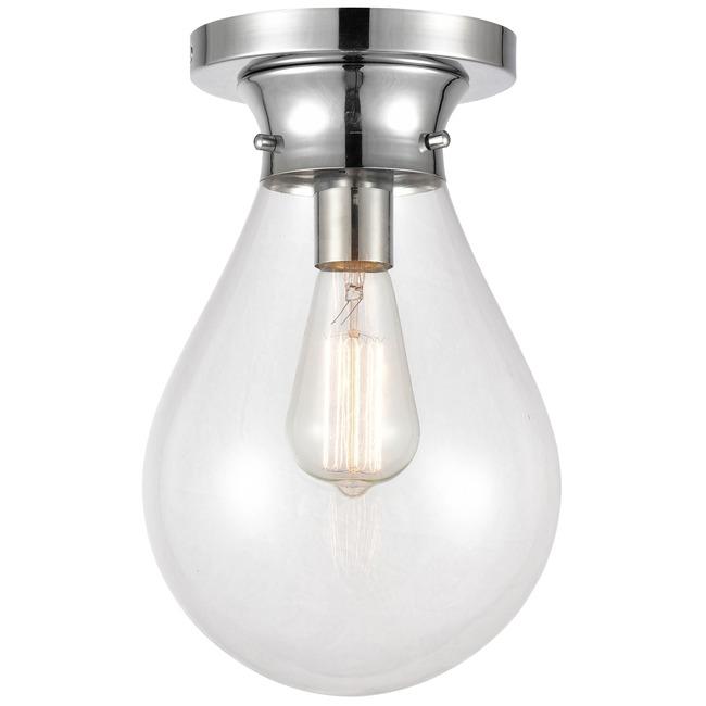 Genesis Flush Ceiling Light  by Innovations Lighting