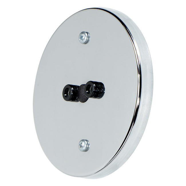 Display Jack 4 Inch Round Canopy  by Tech Lighting
