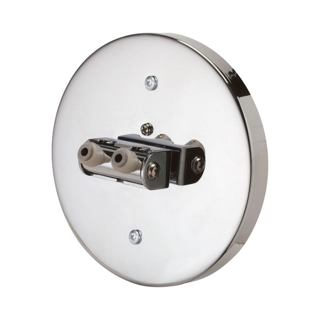 Display Jack 4 Inch Round Swivel Canopy by Tech Lighting | 700DJ4RSC