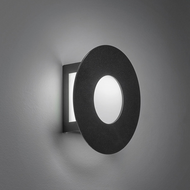 Eo Round Wall Sconce  by UltraLights