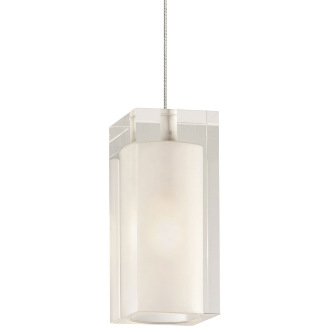 Solitude Monorail Pendant  by Tech Lighting