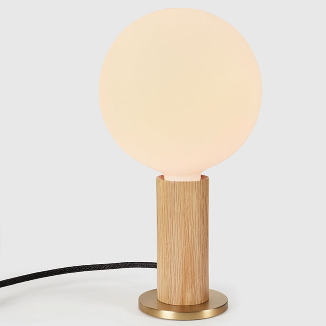 Knuckle Table Lamp with Bulb  by Tala