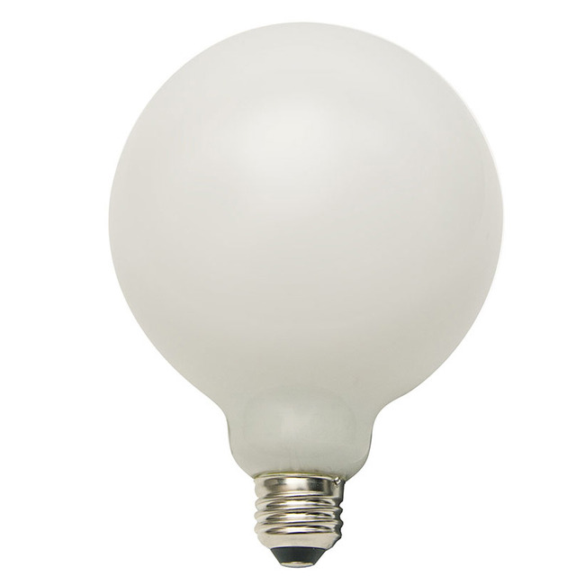 Warm Dim G40 E26 Base 8W 120V  by Modern Lighting