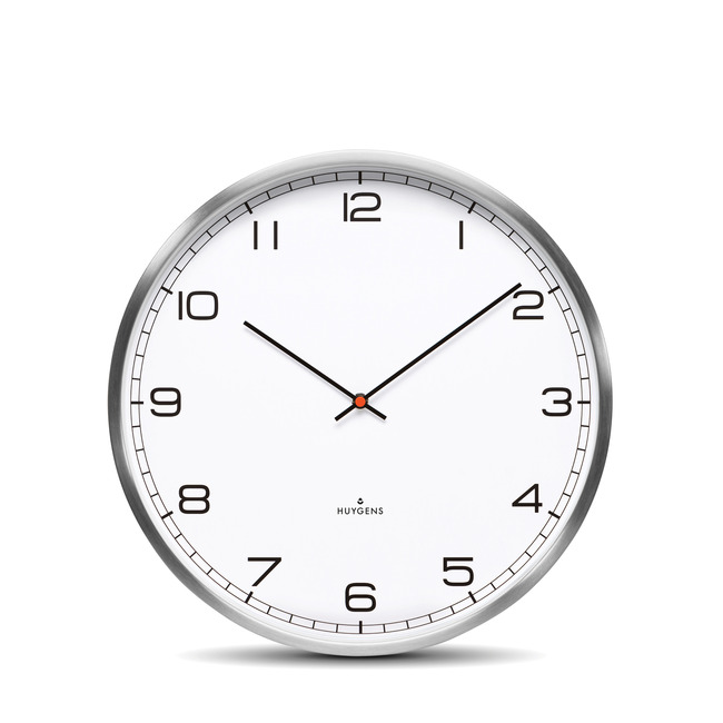One Wall Clock  by Huygens