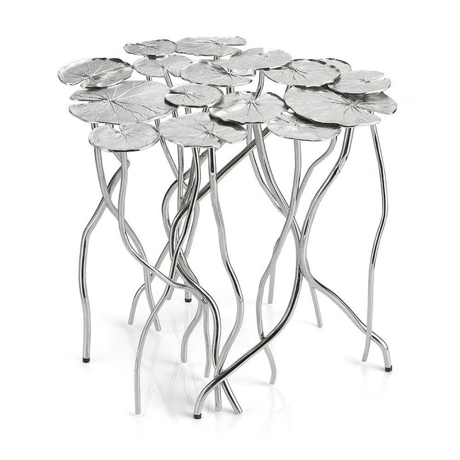 Lily Pad Table  by Michael Aram