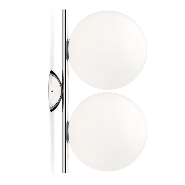 IC Double Wall / Ceiling Light  by Flos Lighting