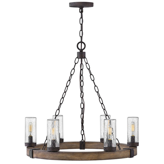 Sawyer 12V Outdoor Chandelier  by Hinkley Lighting