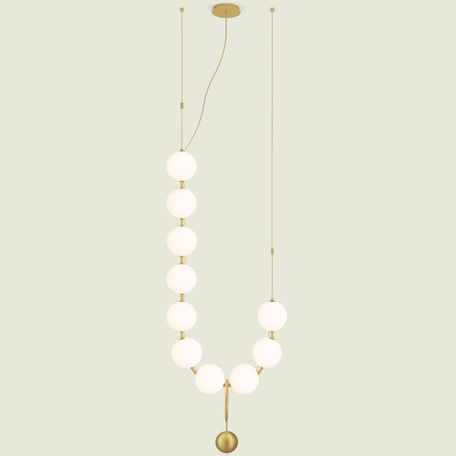 Coco Chandelier 04  by Larose Guyon