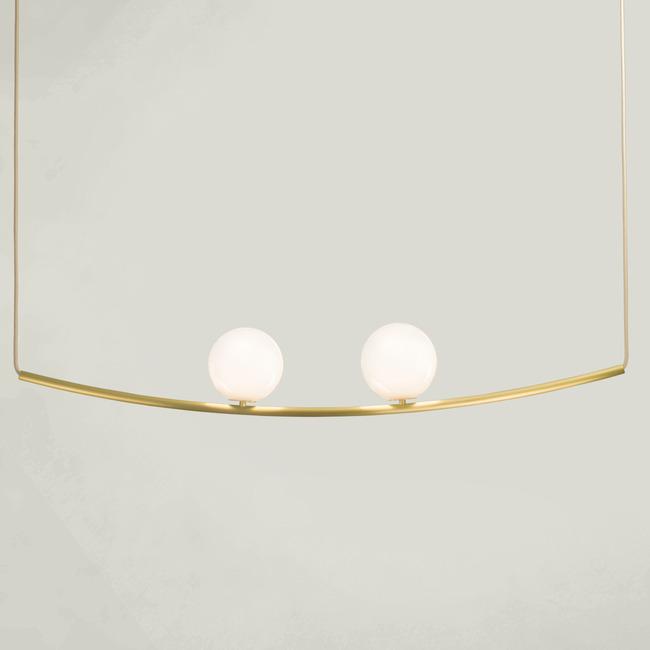 Perle 2 Pendant  by Larose Guyon