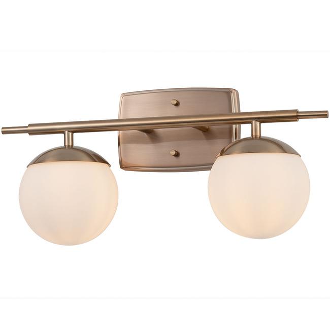 Epoch Bathroom Vanity Light  by Justice Design