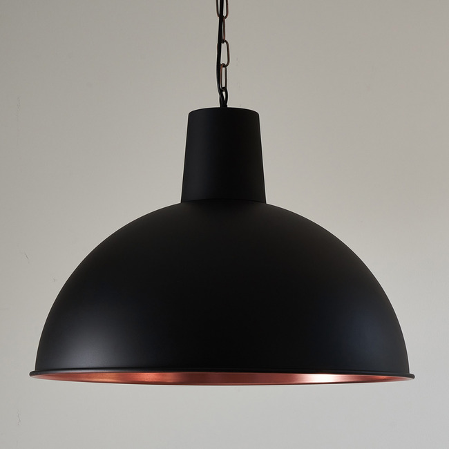 Industrial Pendant  by Modern Lighting