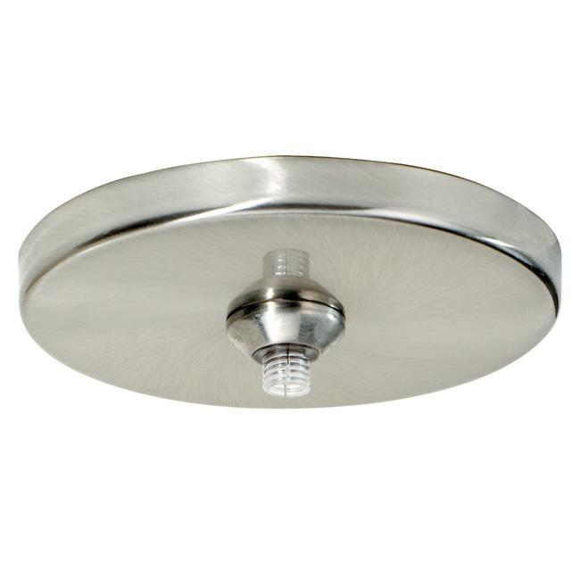 Freejack 4 Inch Round Flush Canopy by Tech Lighting | 700FJ4RFS