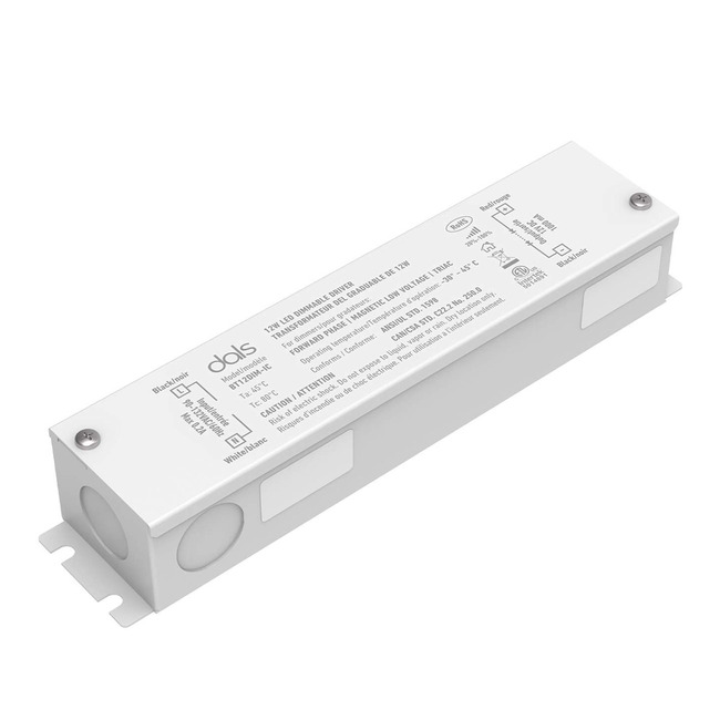 12W 12V DC Dimmable LED Hardwire Driver  by DALS Lighting