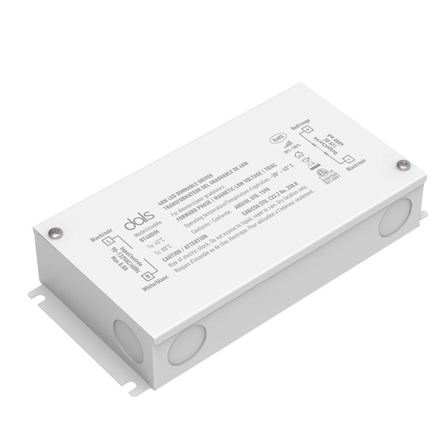 48W 12V DC Dimmable LED Hardwire Driver  by DALS Lighting