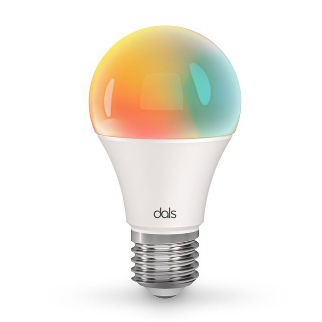 Smart A19 RGB+Tunable White Bulb  by DALS Lighting