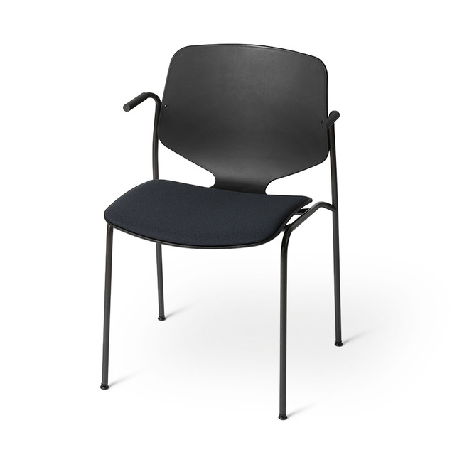 Nova Sea Chair with Foam Seat  by Mater Design