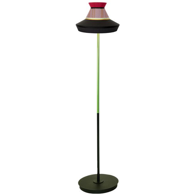 Calypso Guadaloupe Outdoor Floor Lamp  by Contardi