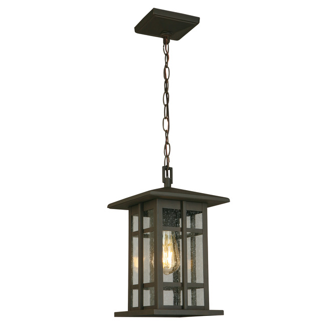 Arlington Creek Outdoor Pendant  by Eglo