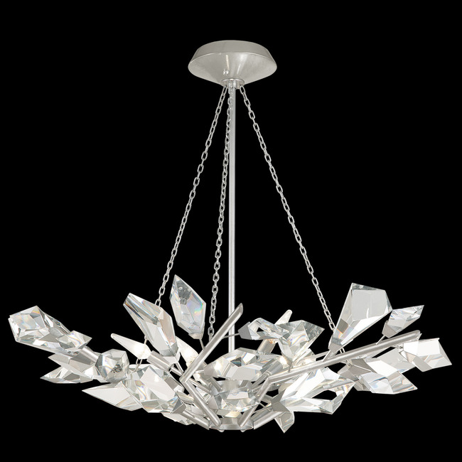 Foret Bowl Chandelier  by Fine Art Handcrafted Lighting