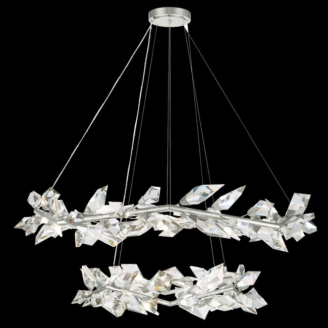Foret Duo Pendant  by Fine Art Handcrafted Lighting