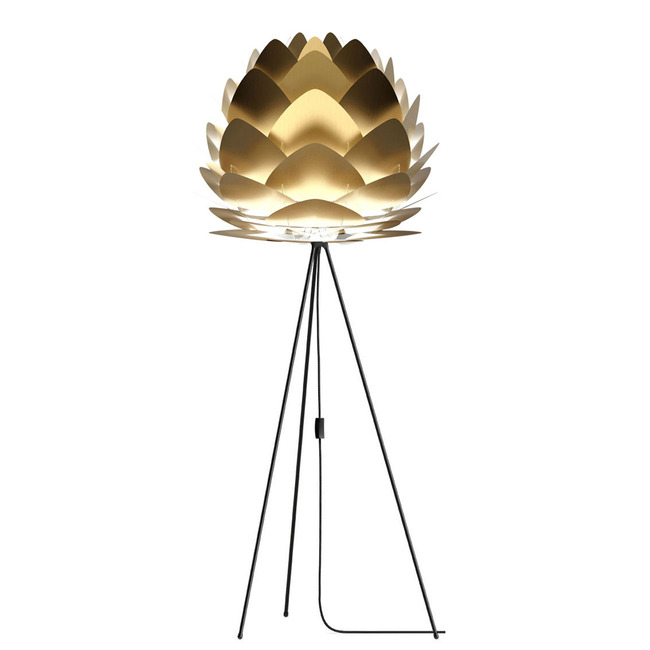 Aluvia Mini Tripod Floor Lamp  by Umage