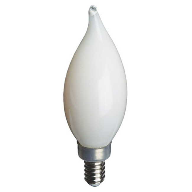 Warm Dim Flame Tip E12 Base 5W 120V  by Modern Lighting