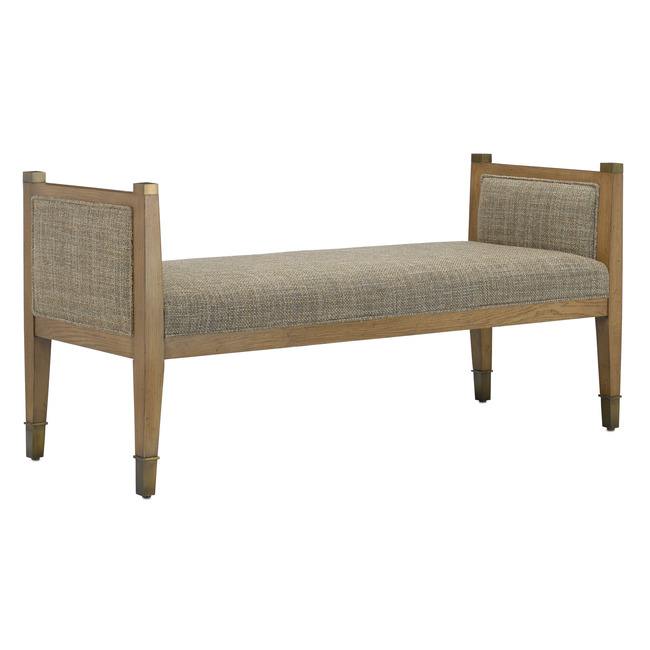 Velsen Bench  by Currey and Company
