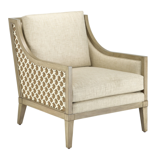 Bramford Chair  by Currey and Company