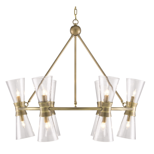 Quennell Chandelier  by Currey and Company