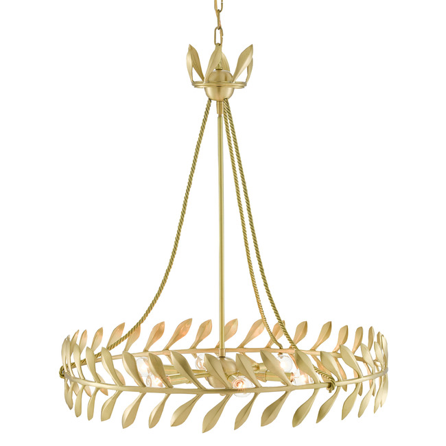 Laurus Chandelier  by Currey and Company