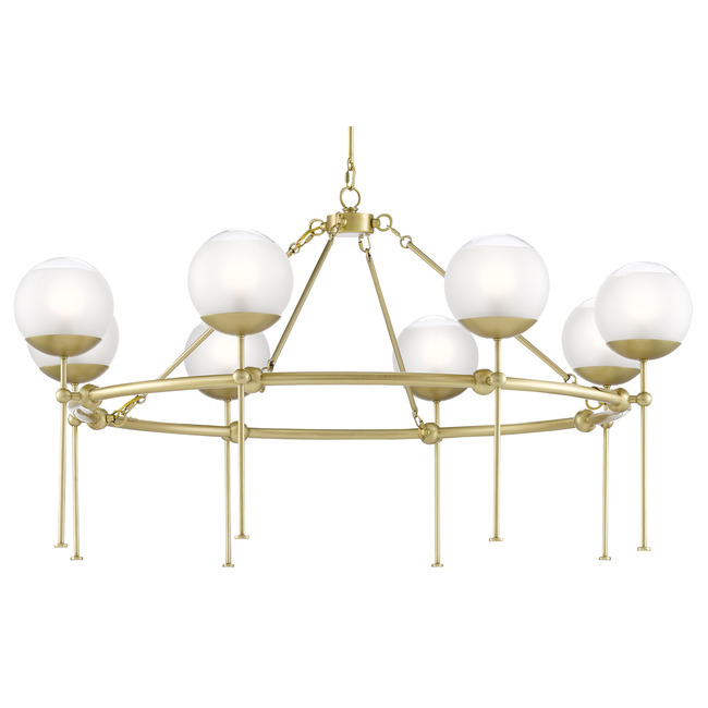 Montview Chandelier  by Currey and Company