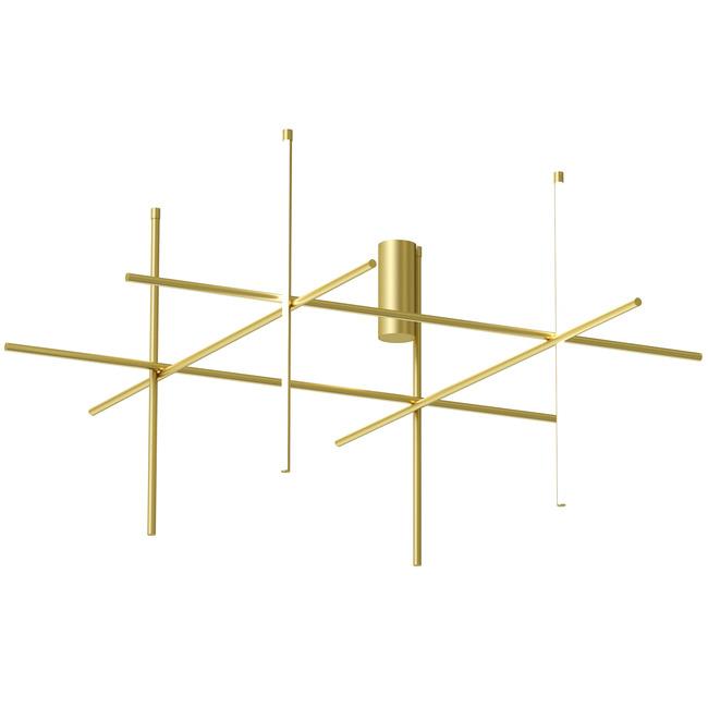 Coordinates C4 Ceiling Light  by Flos Lighting